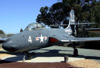 124988 - McDonnell F2H-2 Banshee at the Flying Leatherneck Aviation Museum, Miramar CA - by Ingo Warnecke