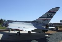 139177 - Douglas F4D-1 / F-6A Skyray at the Flying Leatherneck Aviation Museum, Miramar CA