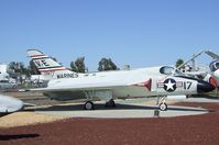 139177 - Douglas F4D-1 / F-6A Skyray at the Flying Leatherneck Aviation Museum, Miramar CA - by Ingo Warnecke