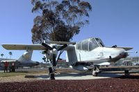 155494 - North American OV-10D Bronco at the Flying Leatherneck Aviation Museum, Miramar CA