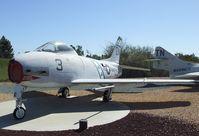 135883 - North American FJ-3 / F-1C Fury at the Flying Leatherneck Aviation Museum, Miramar CA - by Ingo Warnecke