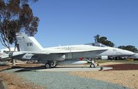 161749 - McDonnell Douglas F/A-18A Hornet at the Flying Leatherneck Aviation Museum, Miramar CA