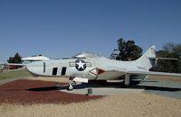 141722 - Grumman F9F-8P / RF-9J Cougar at the Flying Leatherneck Aviation Museum, Miramar CA