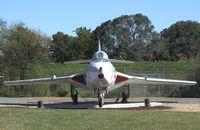 141722 - Grumman F9F-8P / RF-9J Cougar at the Flying Leatherneck Aviation Museum, Miramar CA - by Ingo Warnecke