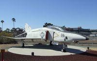 151981 - McDonnell Douglas RF-4B Phantom II at the Flying Leatherneck Aviation Museum, Miramar CA
