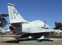 160264 - Douglas A-4M Skyhawk at the Flying Leatherneck Aviation Museum, Miramar CA