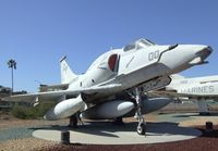 160264 - Douglas A-4M Skyhawk at the Flying Leatherneck Aviation Museum, Miramar CA - by Ingo Warnecke