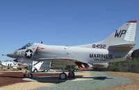 148492 - Douglas A4D-2N / A-4C Skyhawk at the Flying Leatherneck Aviation Museum, Miramar CA