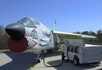 150920 - Vought F-8E Crusader at the Flying Leatherneck Aviation Museum, Miramar CA - by Ingo Warnecke