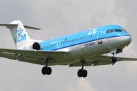 PH-KZA @ LKPR - KLM Cityhopper - by Martin Nimmervoll