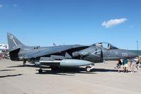 165006 @ KOSH - McDonnell Douglas AV-8B - by Mark Pasqualino