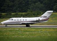 CS-DMM @ LSGG - Landing rwy 23 - by Shunn311