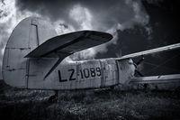 LZ-1089 - Lost Antononv An-2r next to Burgas airport - by Jan Gravekamp