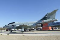 58-0288 - McDonnell F-101B Voodoo at the Century Circle display outside the gate of Edwards AFB, CA