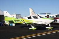 N135TT @ RTS - civilian expo at the reno air races - by olivier Cortot