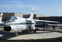 N802NA - Vought F-8C DFBW (Digital-Fly-By-Wire) Crusader at the NASA Dryden Flight Research Center, Edwards AFB, CA