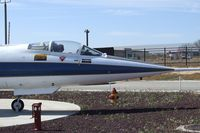 N826NA - Lockheed F-104G Starfighter at the NASA Dryden Flight Research Center, Edwards AFB, CA