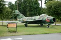 46 - Mikoyan-Gurevich MiG-17A at the Mighty 8th Air Force Museum, Pooler, GA - by scotch-canadian