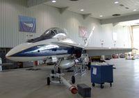 N846NA @ KEDW - McDonnell Douglas F/A-18B Hornet at the NASA Dryden Flight Research Center, Edwards AFB, CA