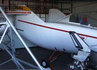 N86652 - NASA / Briegleb M2-F1 Lifting Body at the NASA Dryden Flight Research Center, Edwards AFB, CA