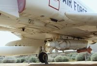 63-7407 - McDonnell Douglas NF-4C Phantom II at the Air Force Flight Test Center Museum, Edwards AFB CA