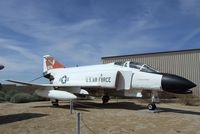 63-7407 - McDonnell Douglas NF-4C Phantom II at the Air Force Flight Test Center Museum, Edwards AFB CA - by Ingo Warnecke
