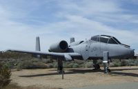 73-1664 - Fairchild YA-10B at the Air Force Flight Test Center Museum, Edwards AFB CA