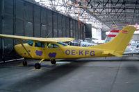OE-KFG @ LOAN - Cessna 182J Skylane [182-57234] Wiener Neustadt-Ost~OE 17/04/2005.