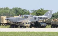 N43KH @ KOSH - AIRVENTURE 2011