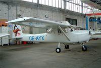 OE-AYX @ LOAN - Cessna 150E [150-61494]  Weiner-Neustadt Ost~OE 17/04/2005