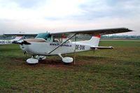 OE-DVK @ LOAN - R/Cessna F.172N [1761]  Weiner-Neustadt Ost~OE 17/04/2005.