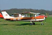 OE-AVI @ LOAU - R/Cessna F.150F [0033] Stockerau~OE 16/04/2005.