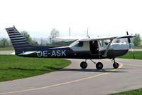 OE-ASK @ LOAU - Cessna 150M [150-75982] Stockerau~OE 16/04/2005.