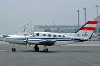 OE-FBF @ EDDC - Cessna 414A Chancellor [414A-0415] Dresden~D 07/05/2002.