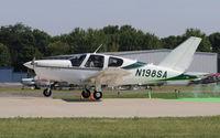 N198SA @ KOSH - AIRVENTURE 2011
