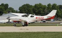 N132X @ KOSH - AIRVENTURE 2011