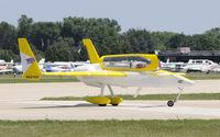 N227CF @ KOSH - AIRVENTURE 2011