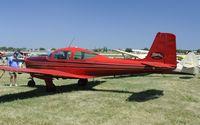 N489C @ KOSH - AIRVENTURE 2011