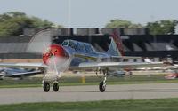 N352SH @ KOSH - AIRVENTURE 2011 - by Todd Royer