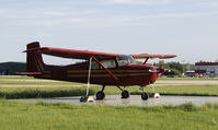 C-GVBE @ CYZH - Slave Lake airport - by William Heather
