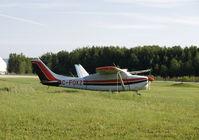 C-FOXZ @ CYZH - Slave Lake Airport - by William Heather
