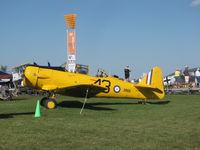 CF-ROA @ KOSH - on display @ KOSH EAA2011 - by steveowen