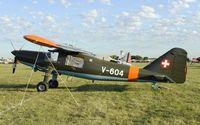 C-GLPK @ KOSH - AIRVENTURE 2011
