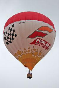 G-FOWS - 2011 Bristol Balloon Fiesta