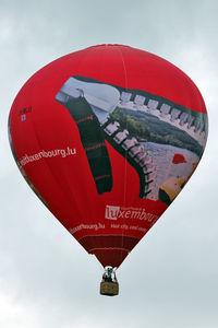 LX-BLU - 2011 Bristol Balloon Fiesta