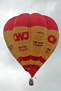 G-BTJU - 2011 Bristol Balloon Fiesta