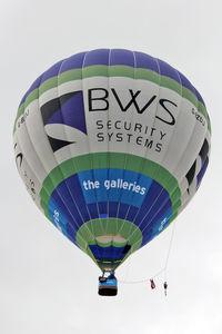 G-BZDJ - 2011 Bristol Balloon Fiesta