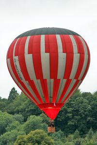 G-BOOB - 2011 Bristol Balloon Fiesta