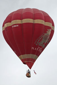 G-BWKW - 2011 Bristol Balloon Fiesta