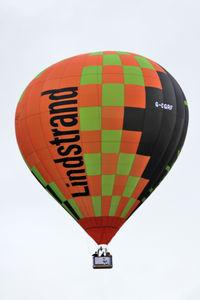 G-CGRF - 2011 Bristol Baloon Fiesta - by Terry Fletcher
